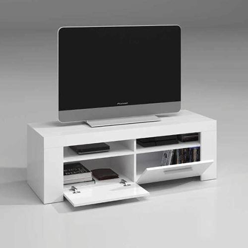 Ambit meuble tv hauteur 40 cm largeur 120 cm for Meuble 40 cm largeur