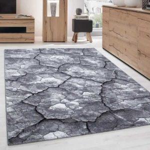 tapis moderne  (160×230 cm) et designe motive pierre parma 9280